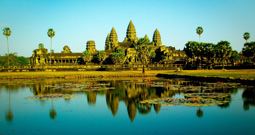 Angkor Highlights tour 1Day