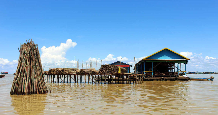 Floating Villages tour 1Day