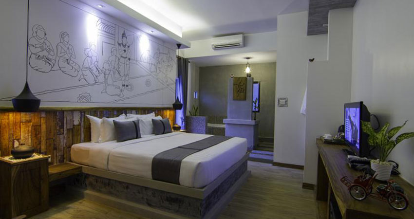Double Leaf Boutique Hotel