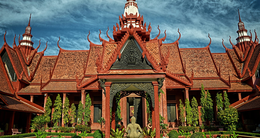 Phnom Penh in details tour 4Days
