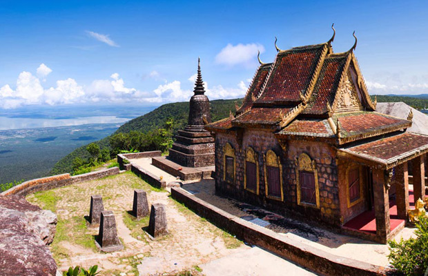 Excursion to Bokor tour 3Days