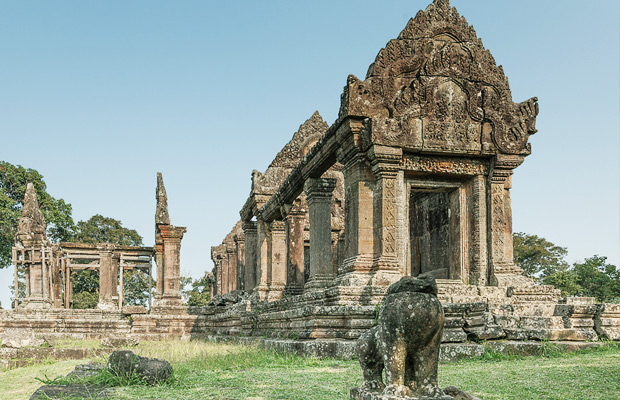 The trail of the lost Temples tour 4Days
