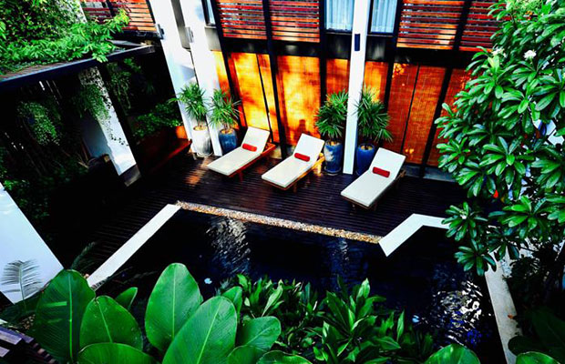Tonle Tropic Boutique Hotel